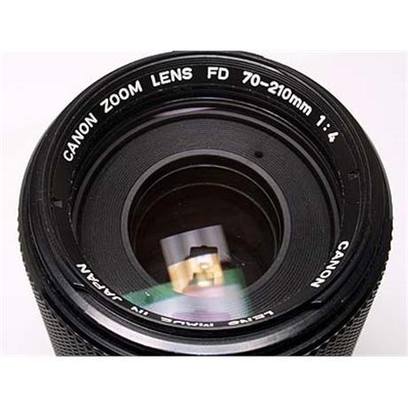 Canon 70-210mm F4 FD thumbnail