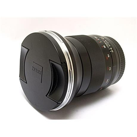 Zeiss 21mm F2.8 Distagon ZE thumbnail