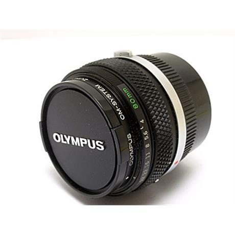 Olympus 80mm F4 Macro Zuiko thumbnail