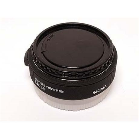 Sigma 1.4x Apo EX Converter - Sony AF thumbnail