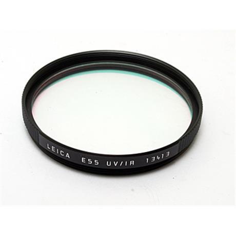 Leica E55 UV/IR - Black thumbnail