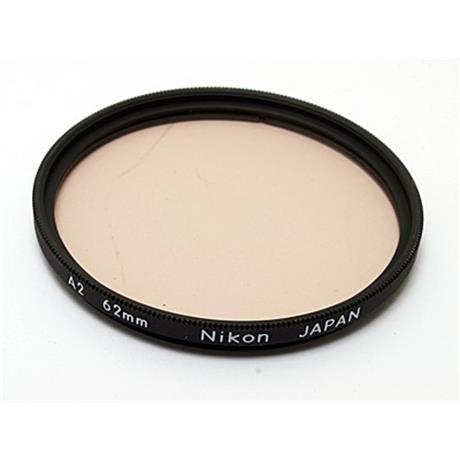 Nikon 62mm Amber A2 thumbnail
