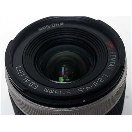 Pentax 5-15mm F2.8-4.5 SMC ED AL thumbnail
