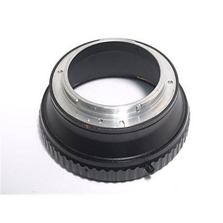 JJC Hasselblad - Canon EOS Lens Mount Adapter thumbnail