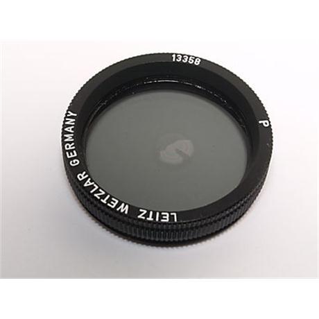Leica Series 6 Polariser (13358) thumbnail