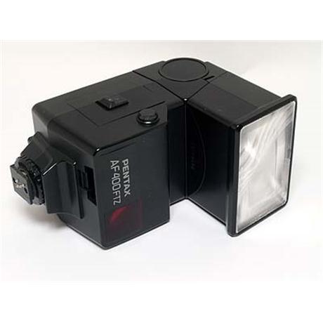 Pentax AF400FTZ Flash thumbnail