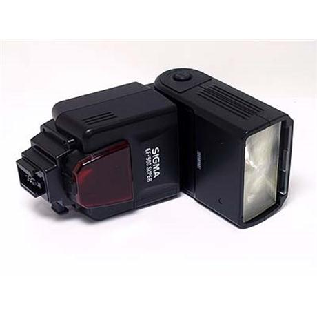 Sigma EF500 Super Flash thumbnail