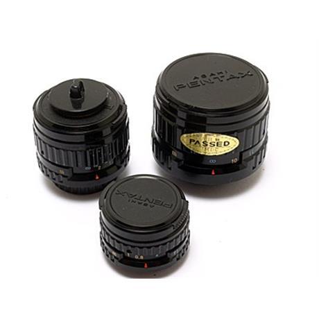 Pentax 18mm F2.8 + 24mm F2.8 + 50mm F2.8 Lenses (110) thumbnail