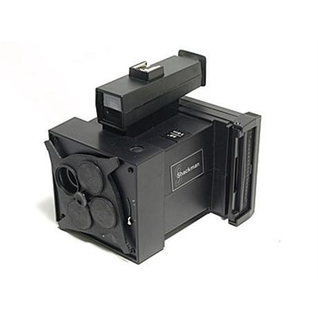 Shackman Multishot 84 Passport Camera (Blue Button) thumbnail
