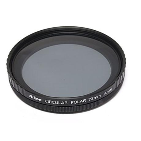 Nikon 72mm Circular Polariser  thumbnail