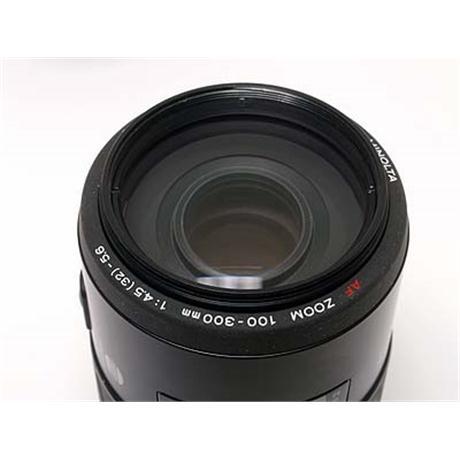 Minolta 100-300mm F4.5-5.6 AF thumbnail