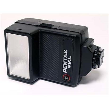 Pentax AF260Sa Flash thumbnail