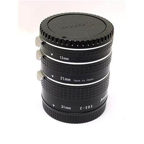 Jessops Extension Tube Set - Canon EOS thumbnail