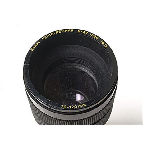 Kodak SAV 2050 + 70-120mm thumbnail