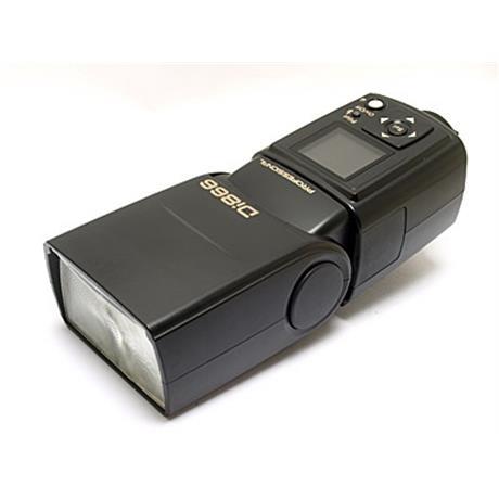 Nissin Di866 Flash - Canon EOS thumbnail