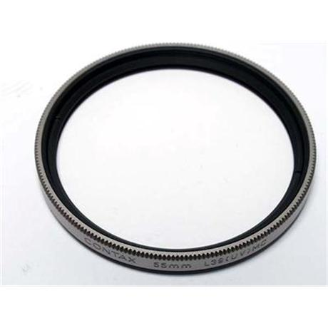 Contax 55mm UV Filter - Titanum thumbnail
