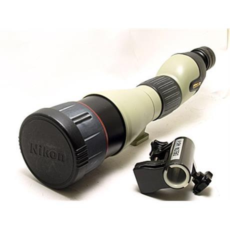 Nikon Fieldscope ED82 + 25x eyepiece thumbnail