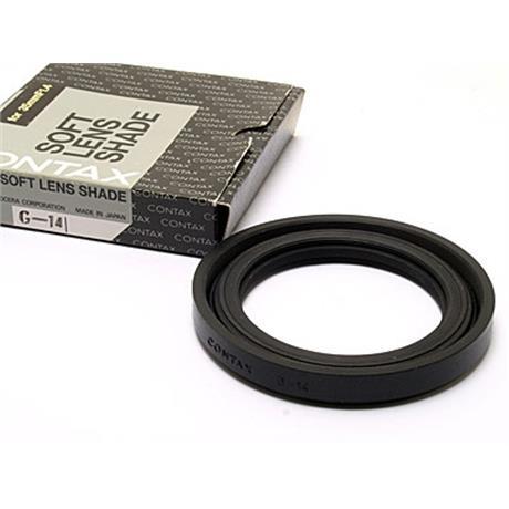 Contax G14 Rubber Lens Hood thumbnail