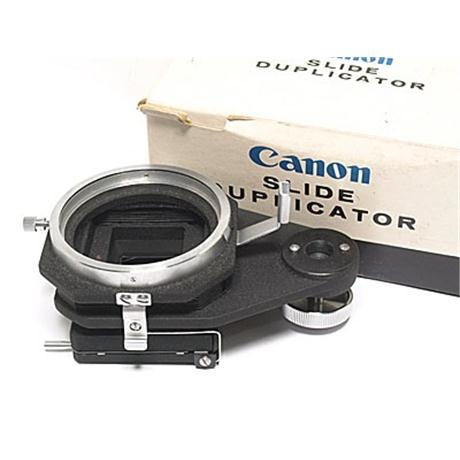 Canon Slide Duplicator thumbnail