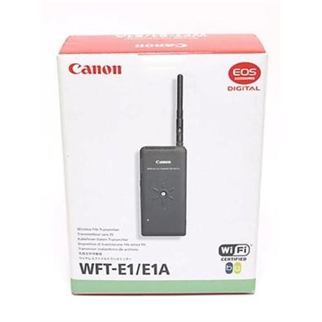 Canon WFT-E1 Wireless File Transmitter thumbnail