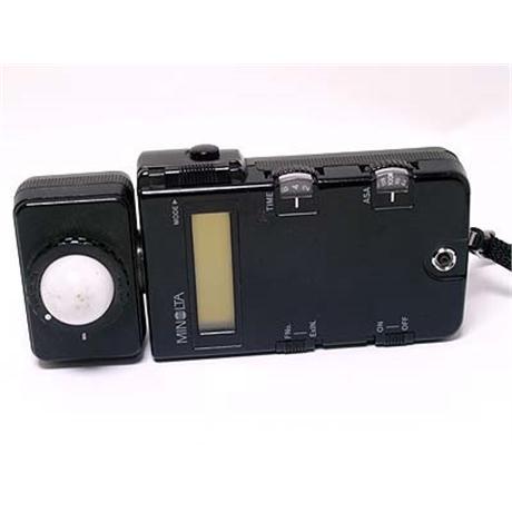 Minolta Flashmeter III thumbnail