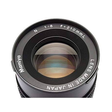 Mamiya 210mm F8 L + Finder thumbnail