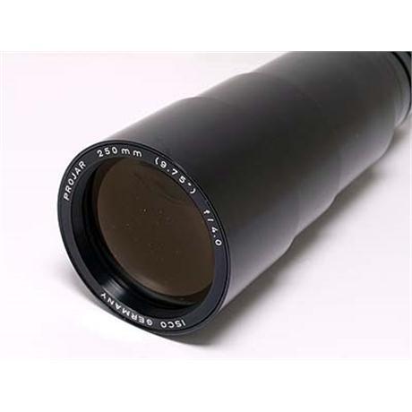 Isco 250mm F4 Projar thumbnail