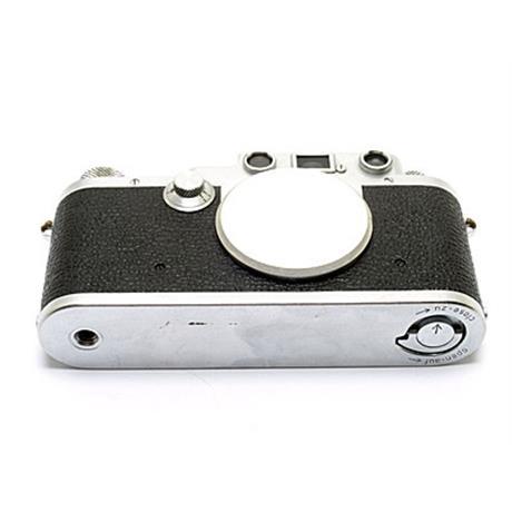 Leica IIIF B/Dial Chrome Body Only thumbnail