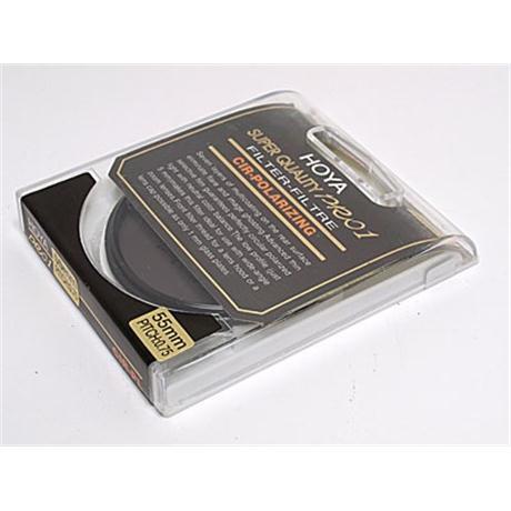 Hoya 55mm Pro1 Circular Polariser thumbnail