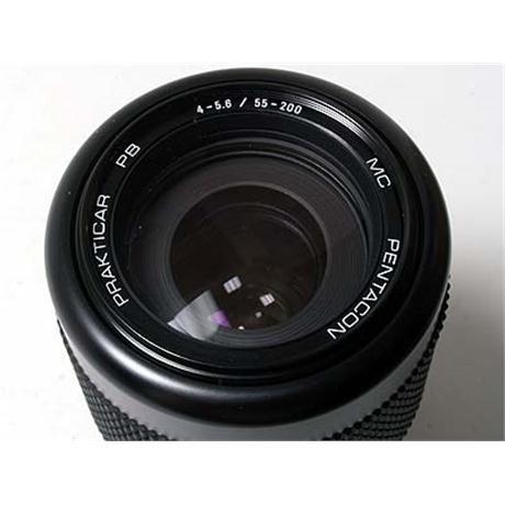 Praktica 55-200mm F4-5.6  thumbnail