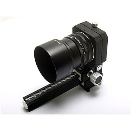 Pentax Bellows Unit II + 100mm F4  thumbnail