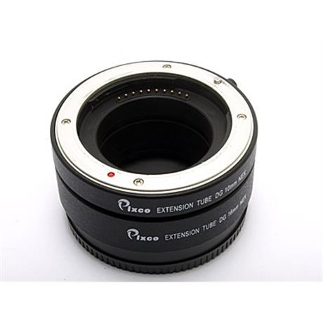 Pixco 10mm/16mm Extension Tubes - Sony NEX thumbnail