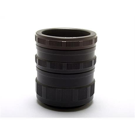 Jessops Extension Tube Set - Olympus OM thumbnail