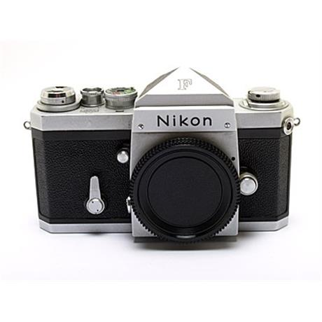 Nikon F 'Red Dot' Chrome Body Only thumbnail
