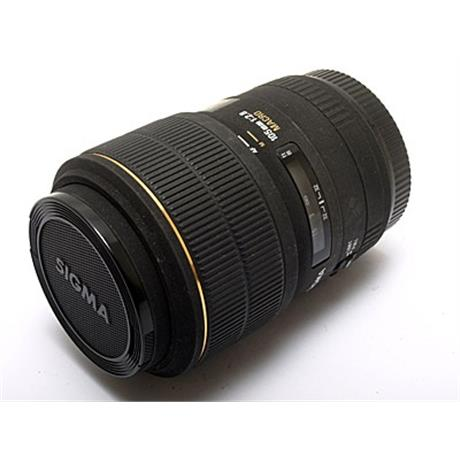 Sigma 105mm F2.8 EX Macro  - Canon EOS thumbnail