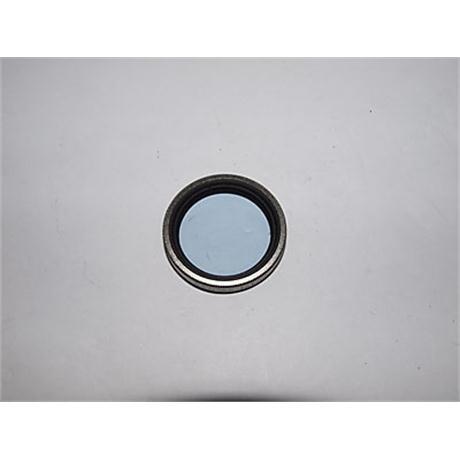 Contax 30.5mm Blue B2 (82A filter thumbnail