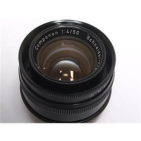 Schneider 50mm F4 Componon thumbnail