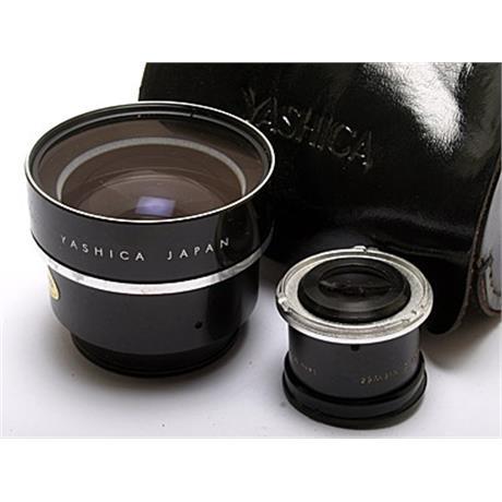 Yashicamat Auxillary Wide Angle Lens Set thumbnail