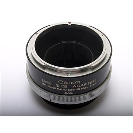 Canon Life Size Adapter (50/3.5) thumbnail