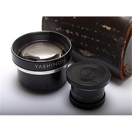 Yashicamat Auxillary Telephoto Lens Set thumbnail