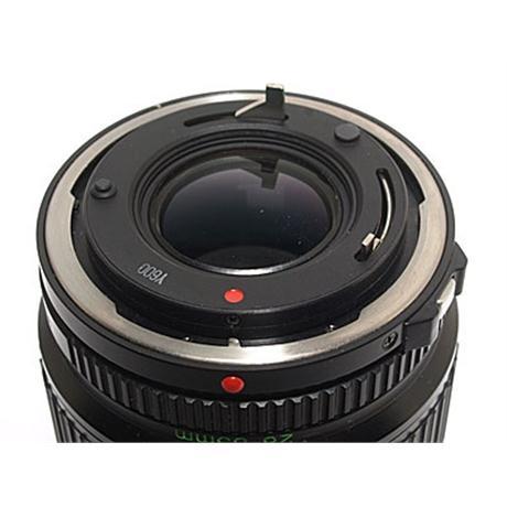 Canon 28-85mm F4 FD thumbnail