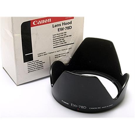 Canon EW78D Lens Hood thumbnail