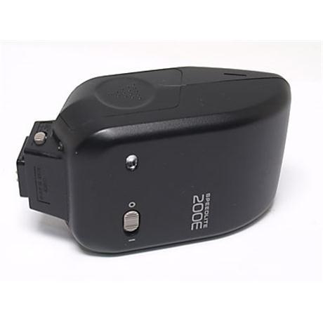 Canon 200E Speedlite thumbnail