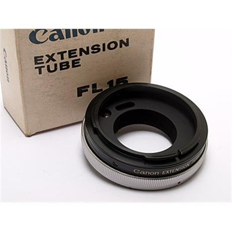 Canon FL15 Extension Tube thumbnail