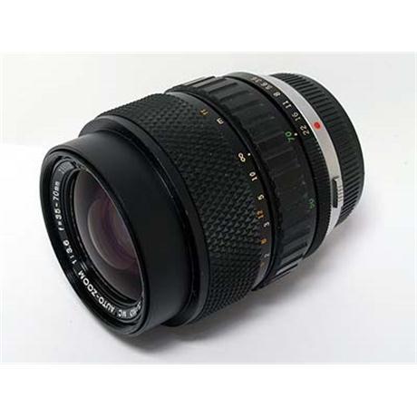 Olympus 35-70mm F3.6 Zuiko thumbnail