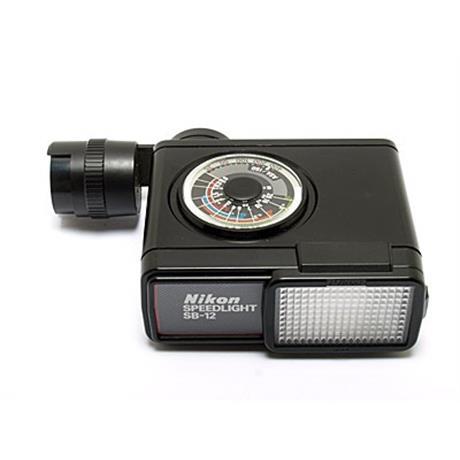 Nikon SB12 Speedlight thumbnail