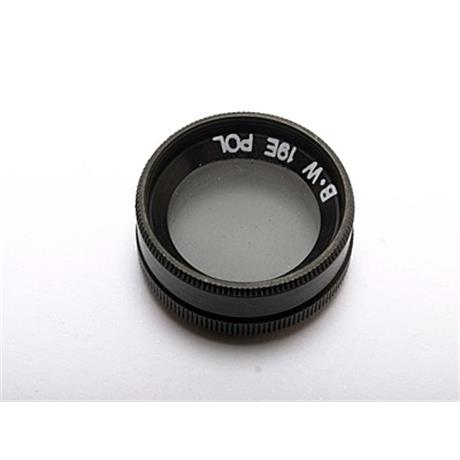 B+W 19mm Polariser thumbnail