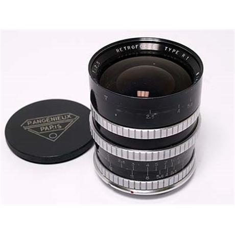 Angenieux 35mm F2.5 Type R1 thumbnail