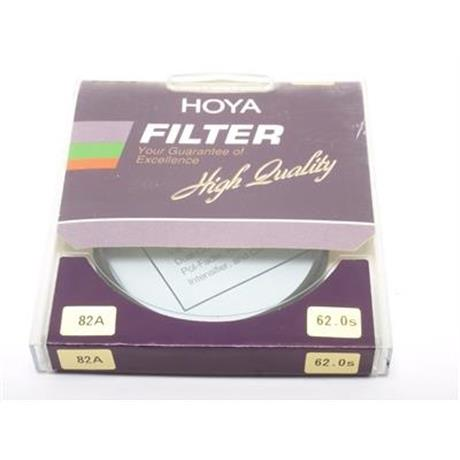 Hoya 62mm Blue 82A thumbnail