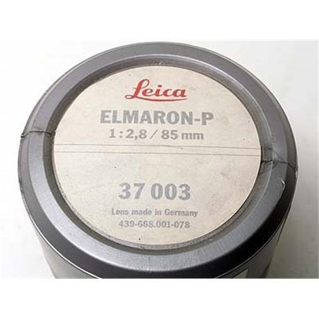 Leica 85mm F2.8 Elmaron P thumbnail